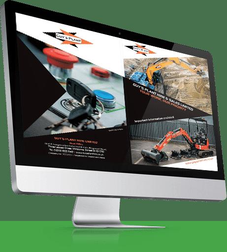 Folder Design And Print