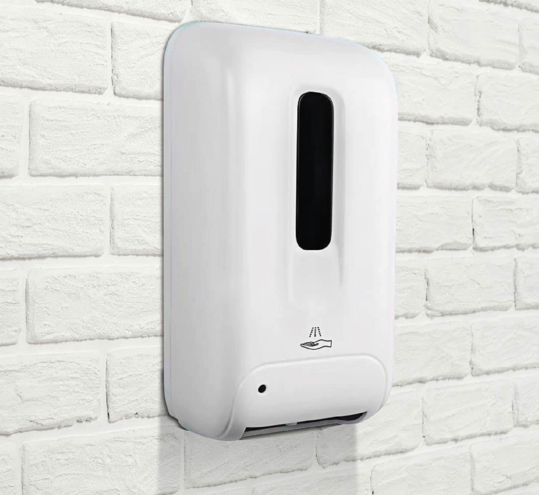 Automatic Hand Sanitiser Dispensers Wall Mounted