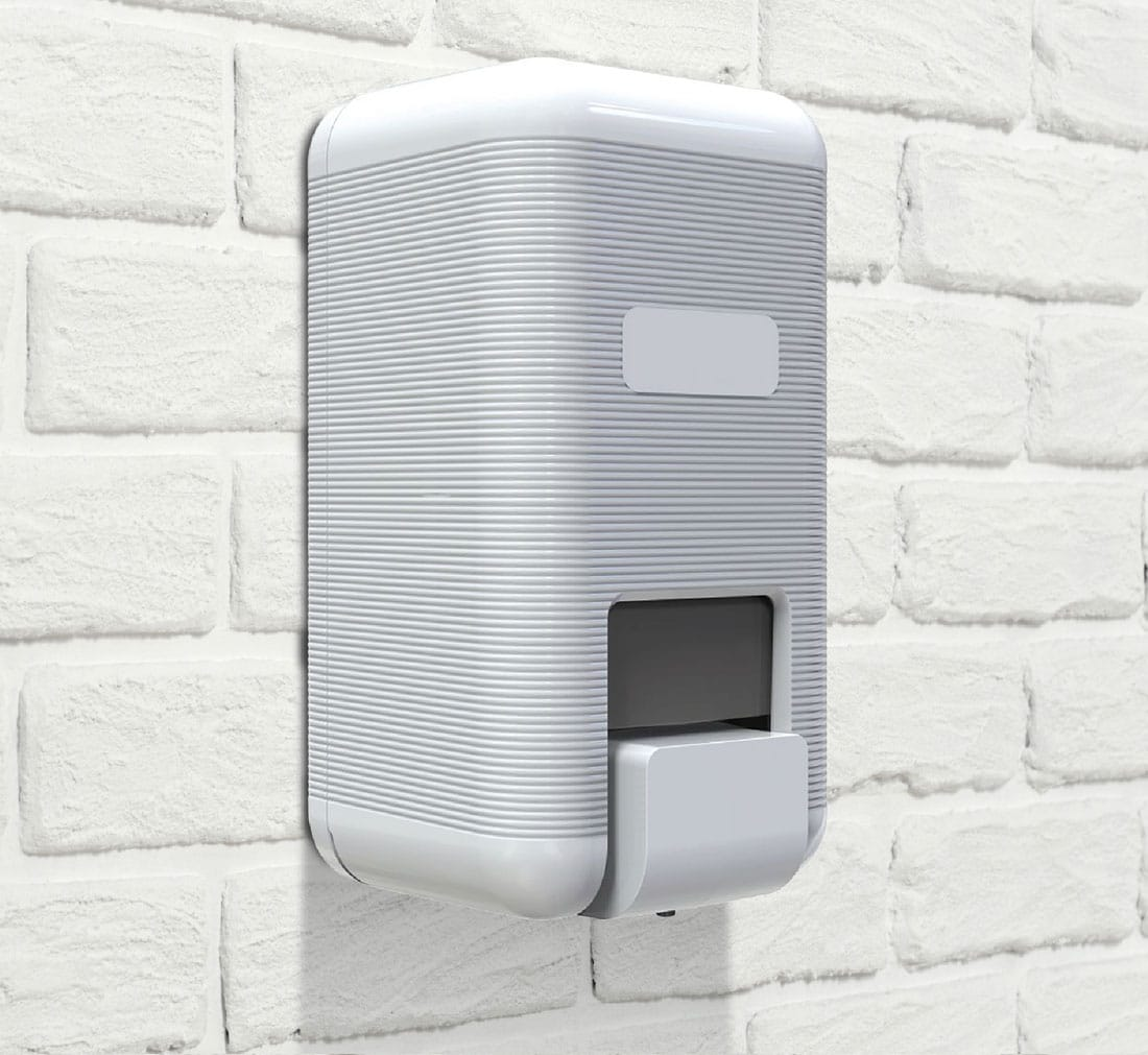 Hand Sanitiser Dispensers Wall Mounted