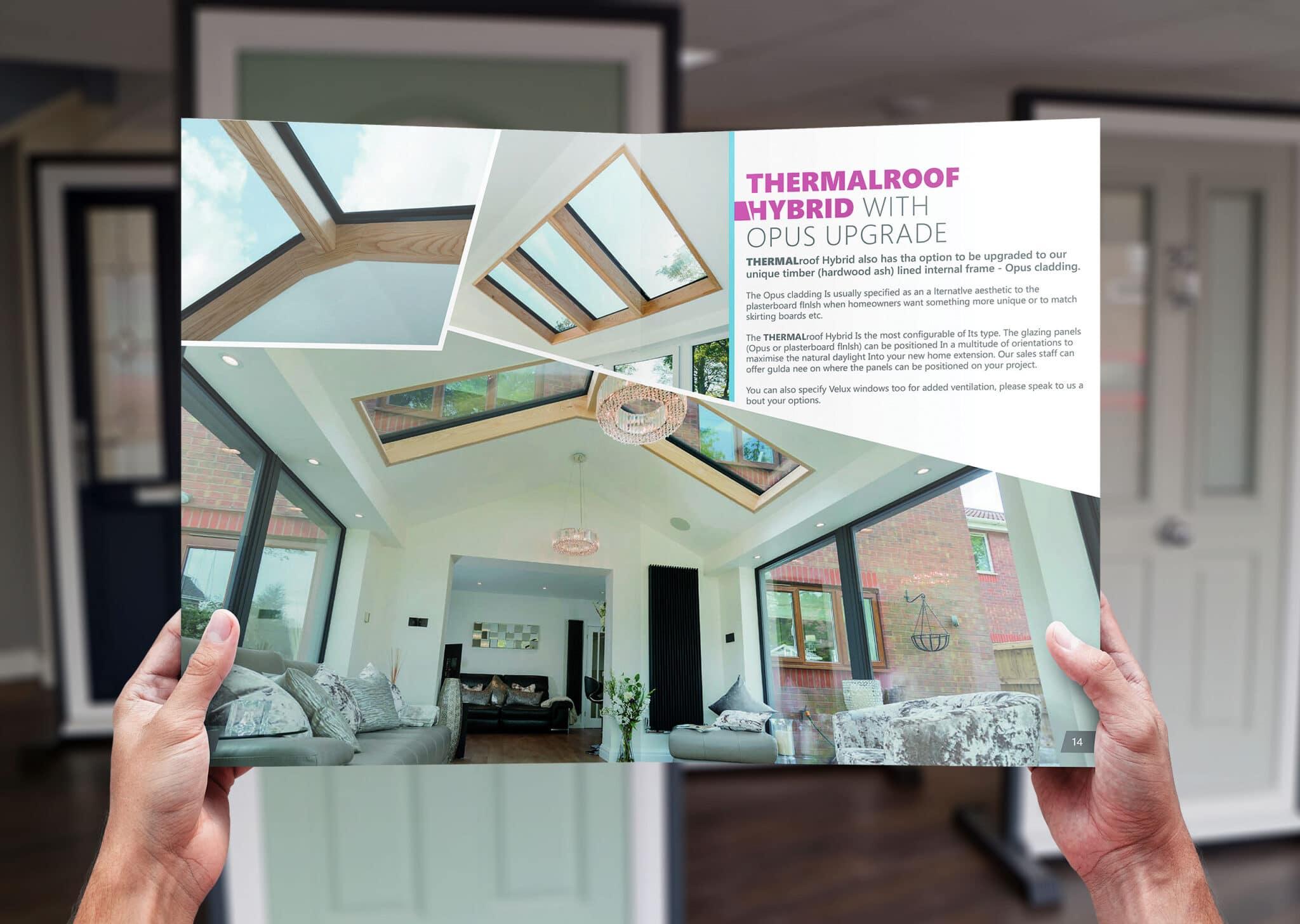 A4 Brochure Design And Print