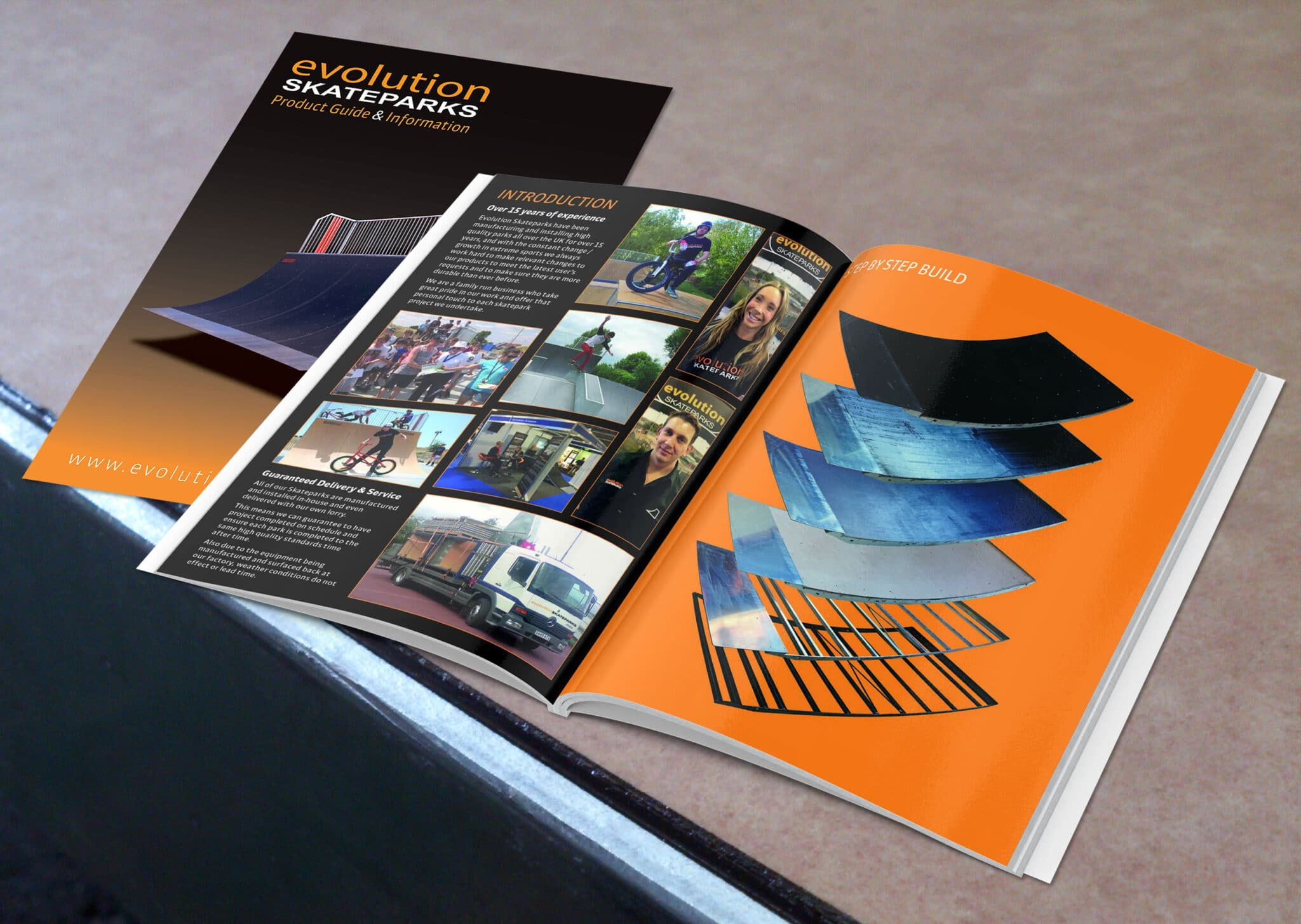 Company Brochure Design And Print 2560x1820px