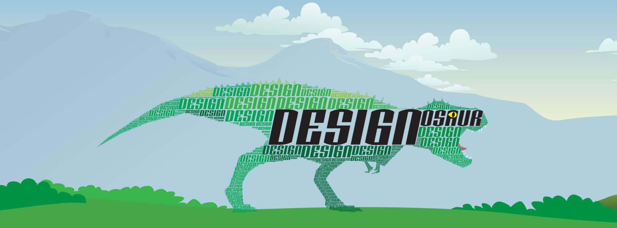 Designosaur Logo With Bg Website 2021