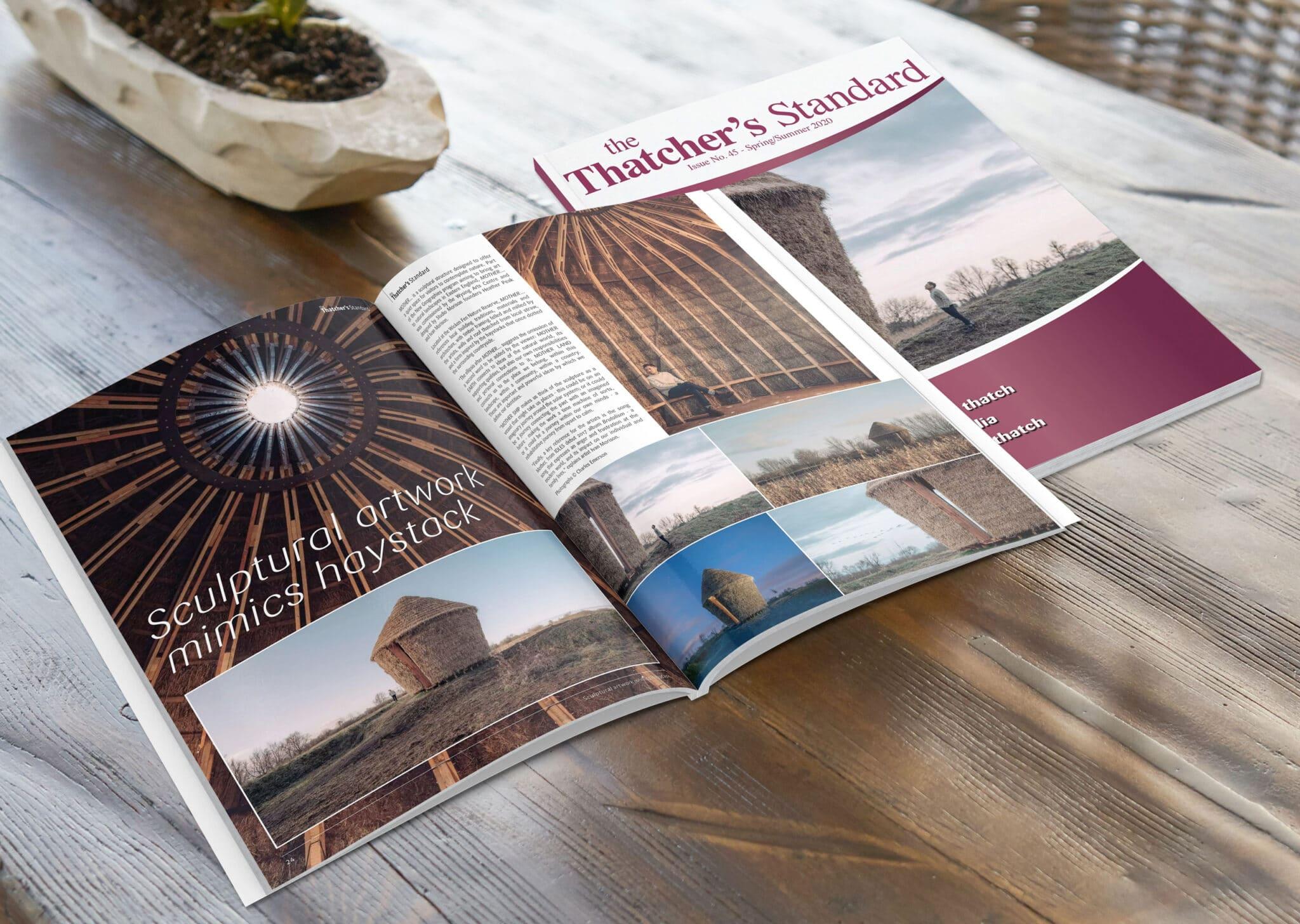 Thatchers Standard Magazine Design & Print