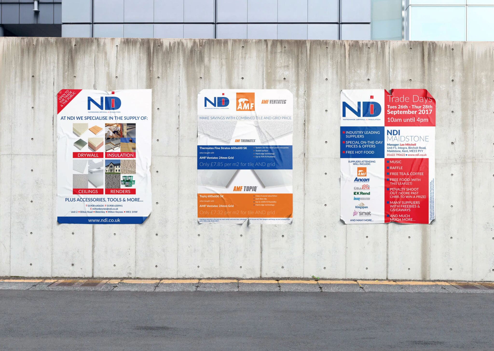 A0 Outdoor Poster Design And Print