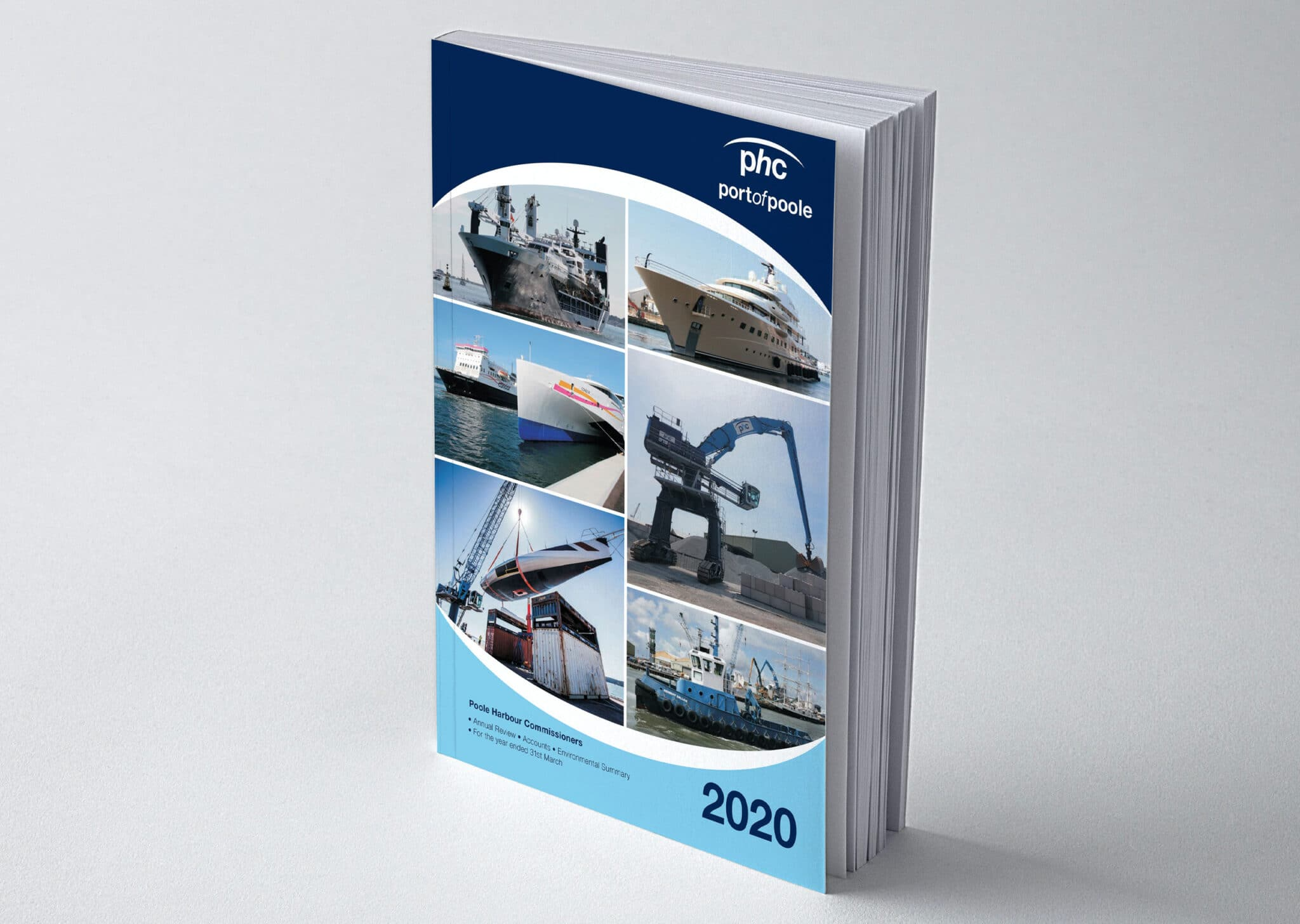 Annual Accounts Design And Print