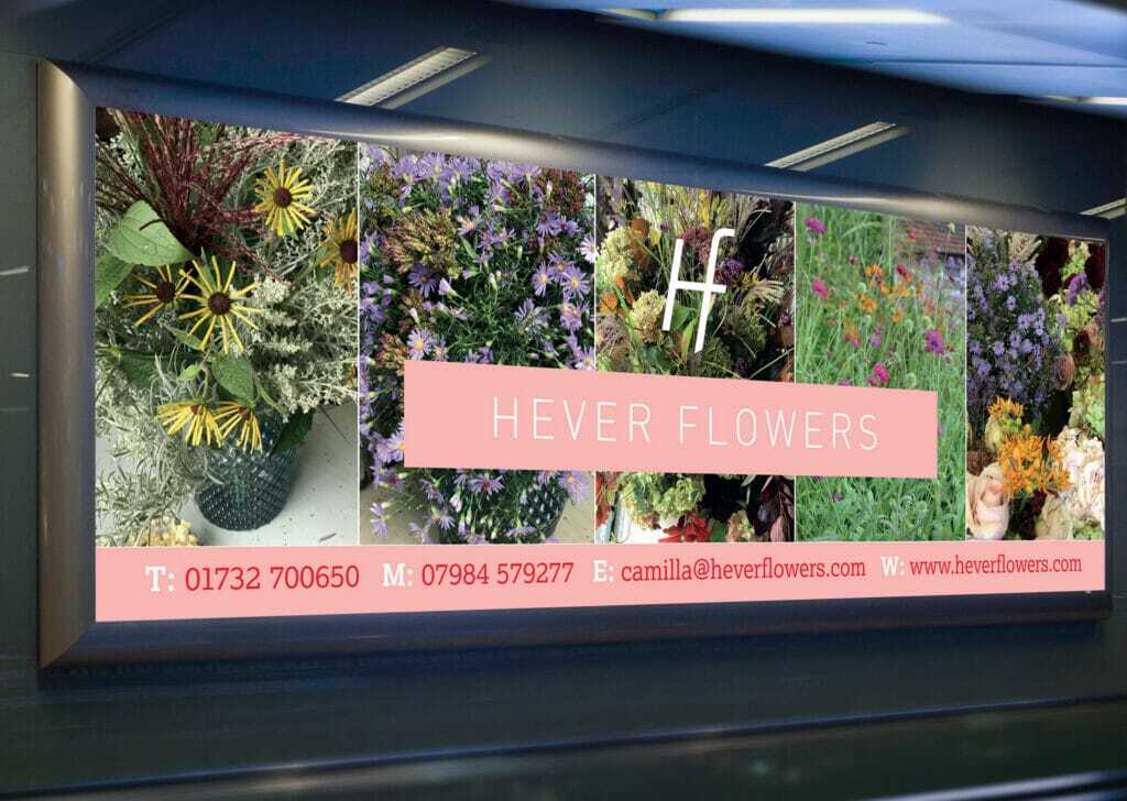 Large Format Advertising Design And Print