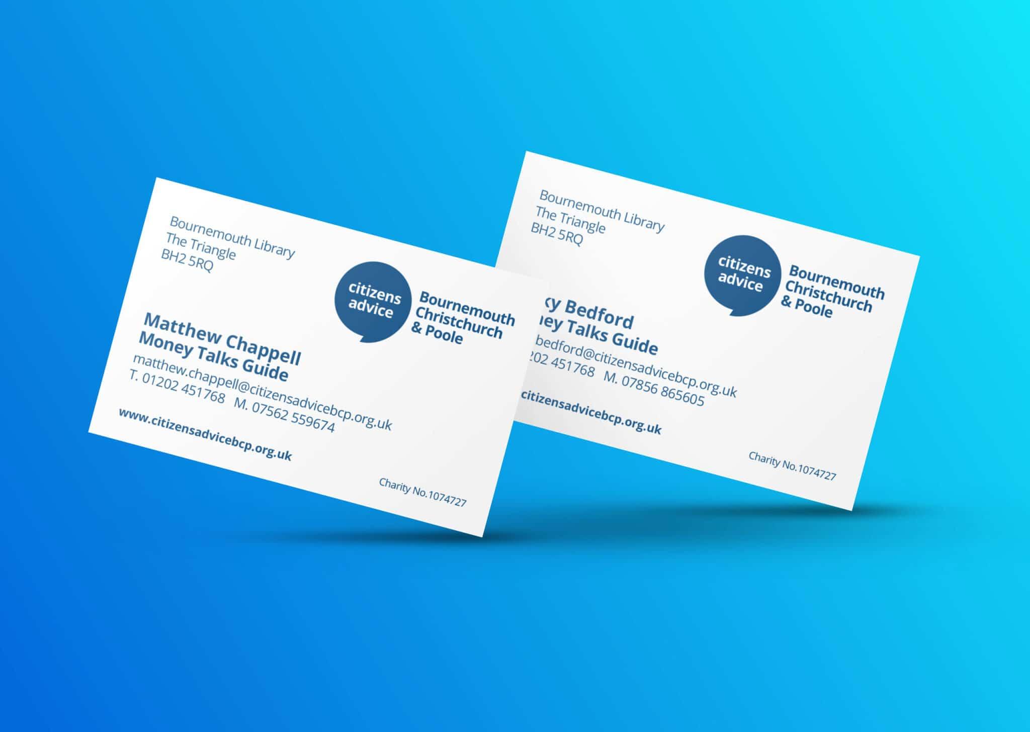 Multi Name Business Card Printing