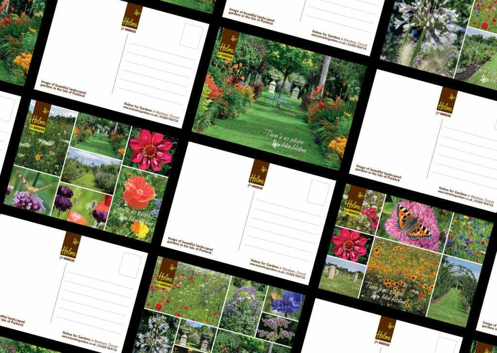 Multi Postcard Design And Print