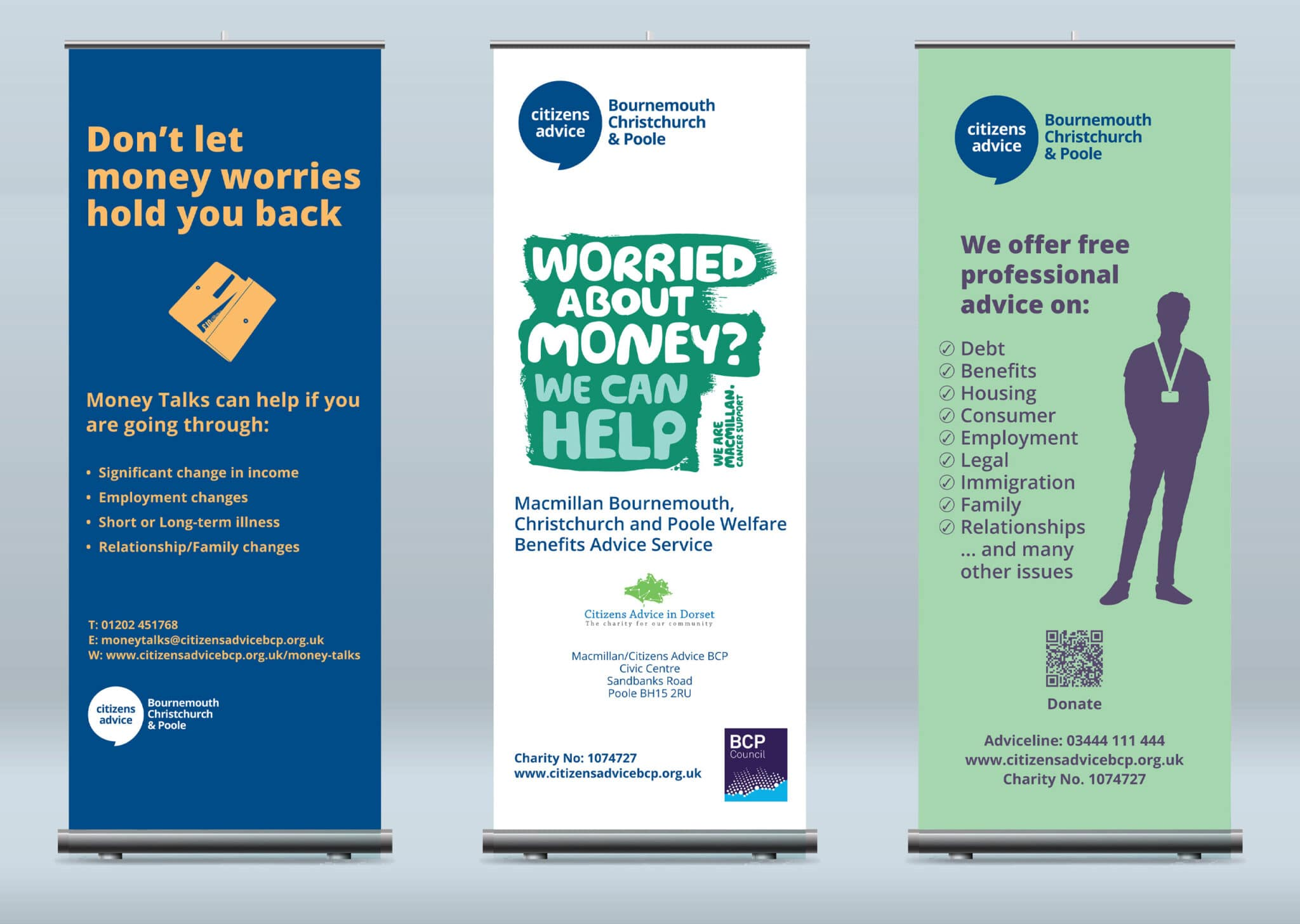 Standard Roll Up Banner Printing