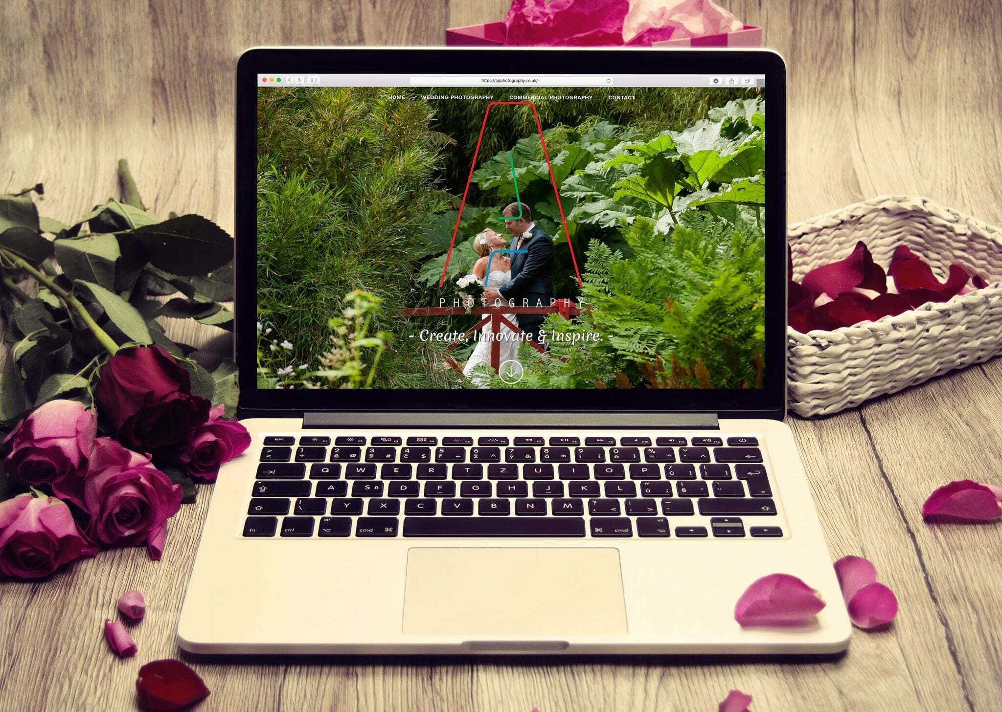 Designosaur Wordress Website Design Banner Ajr 2048x1456px