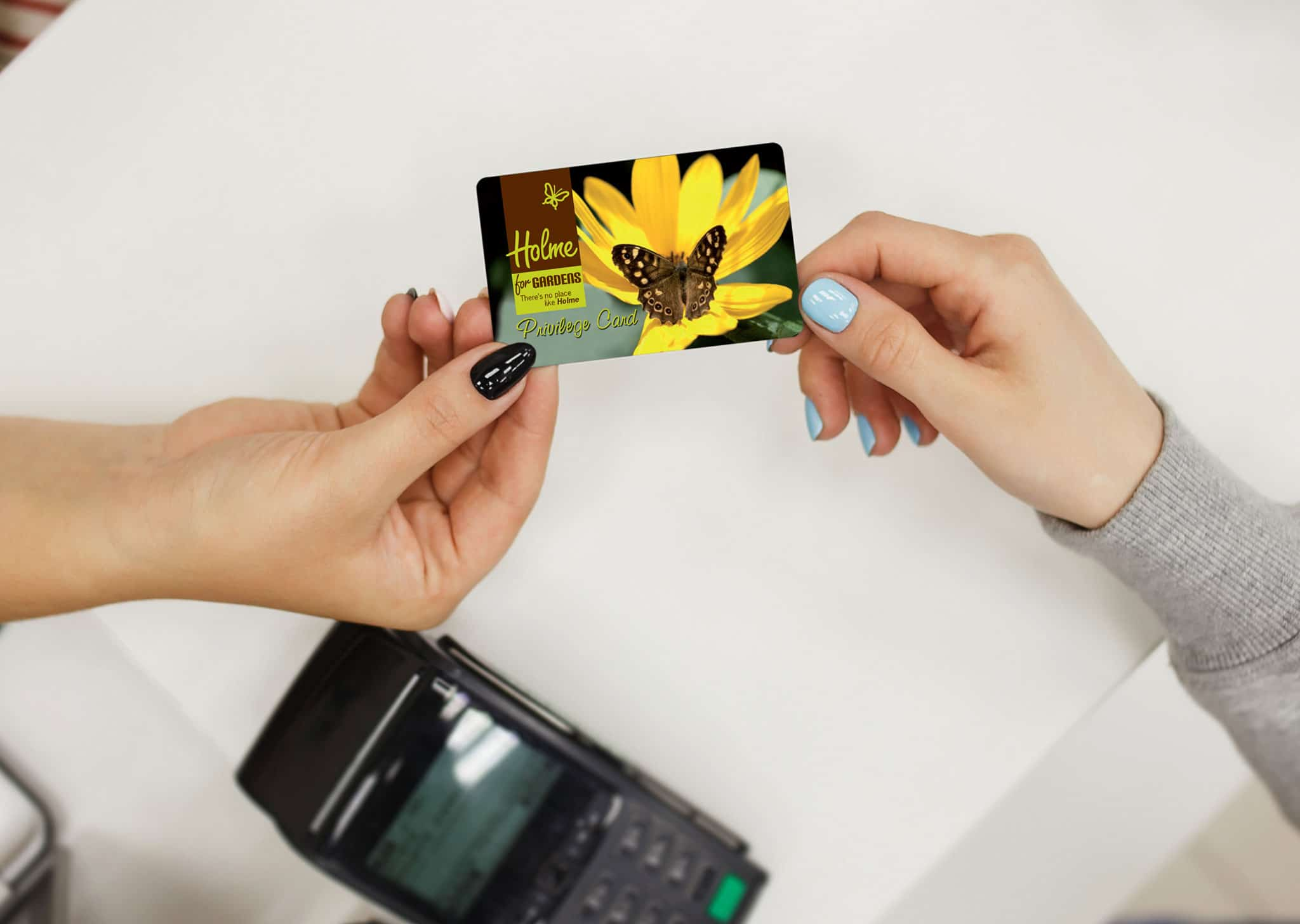 A Z Design And Print Services Loyalty Cards