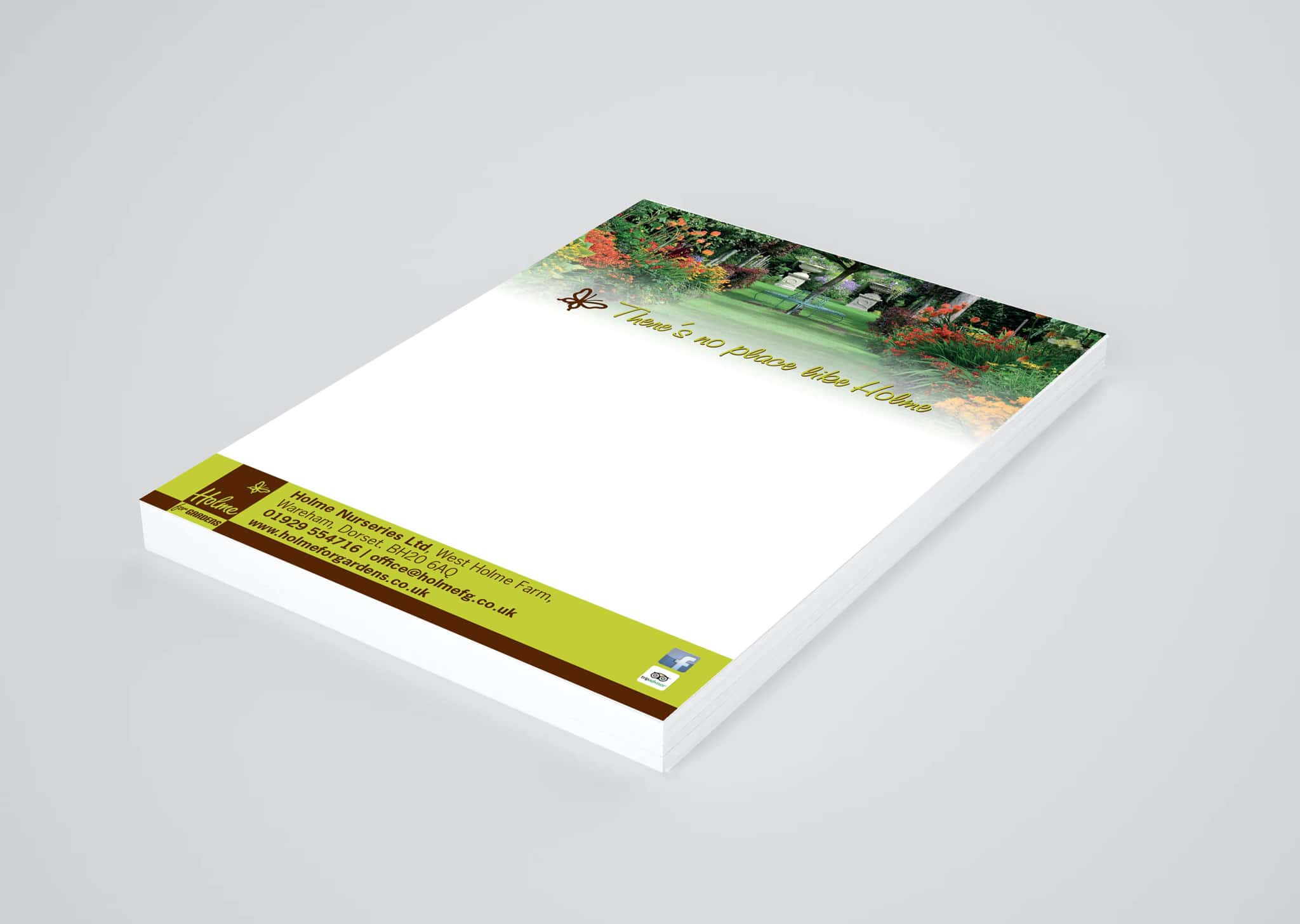 A Z Design And Print Services Notepad Printing