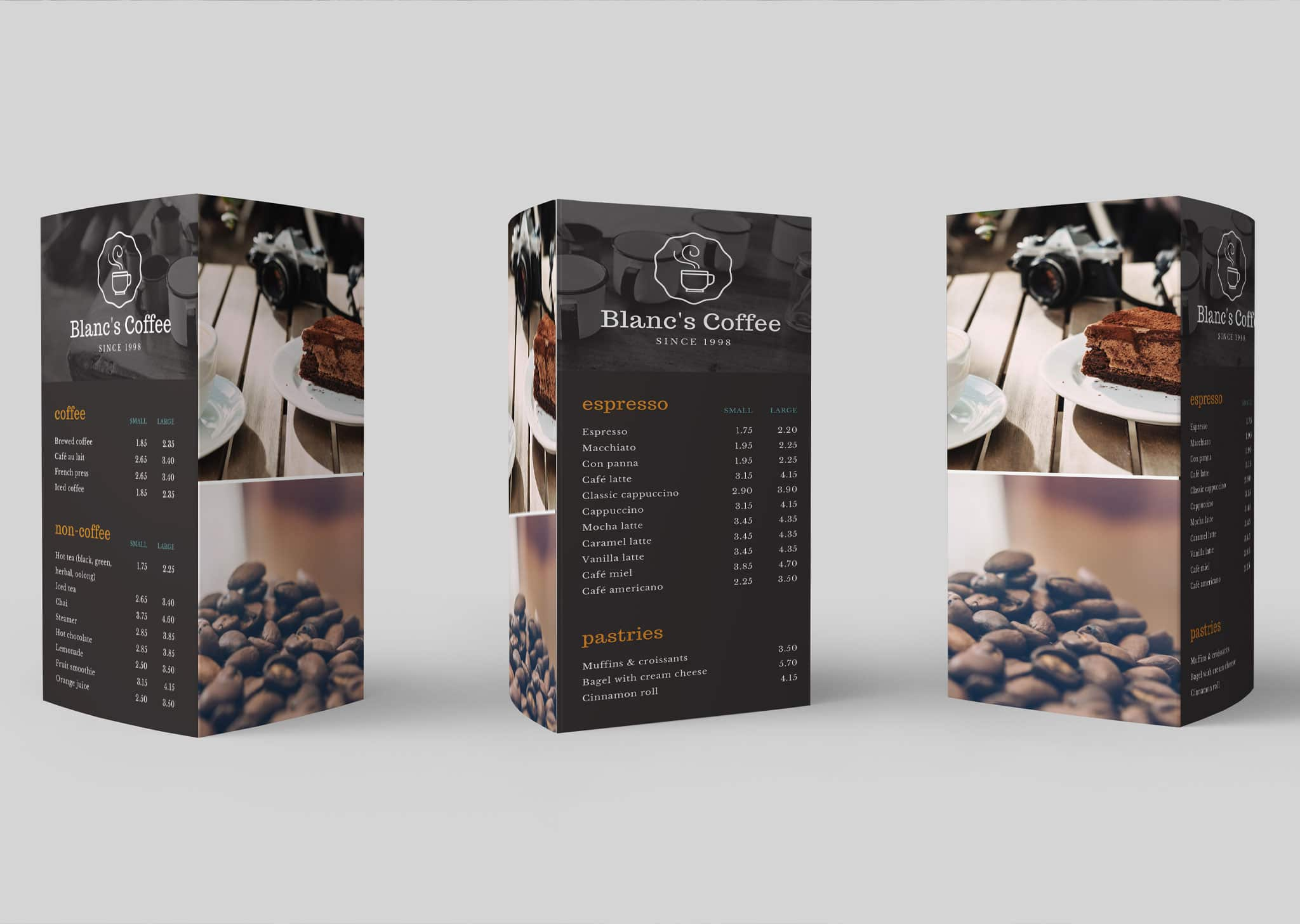A Z Design And Print Services Tent Card Printing