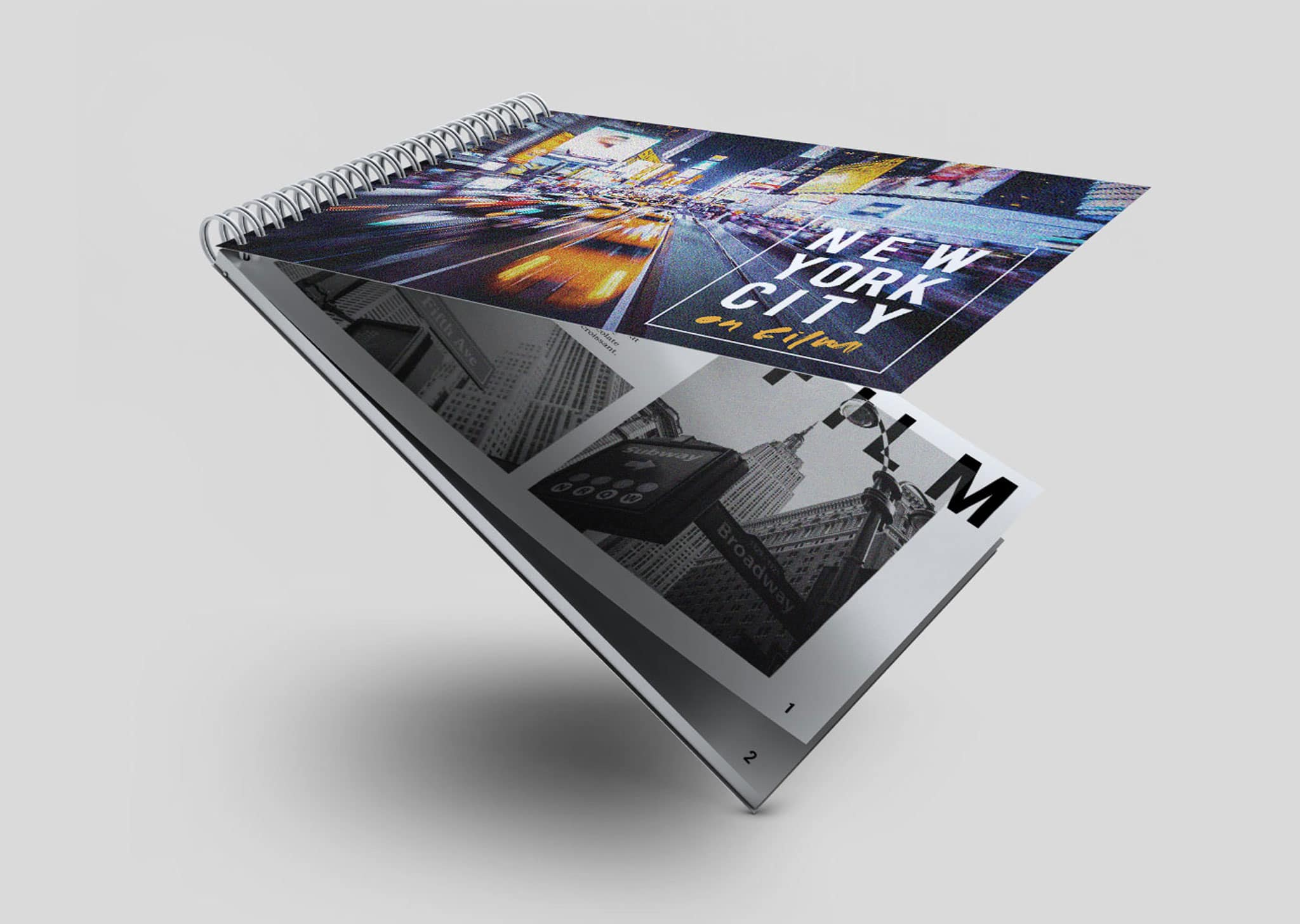 A Z Design And Print Services Wiro Bound Book Printing