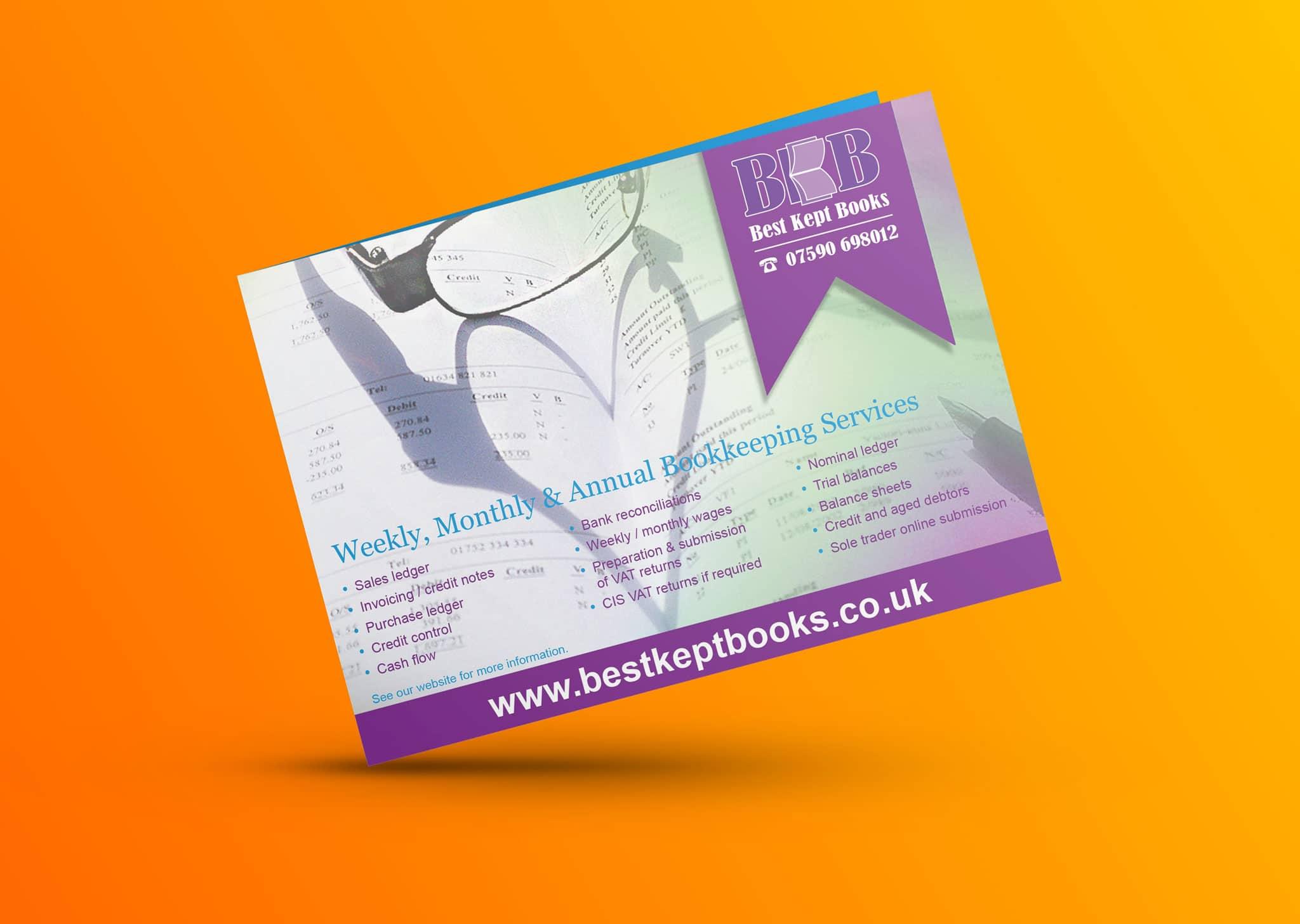 Business Start Up Corporate Branding Leaflet Design 2048 1456px