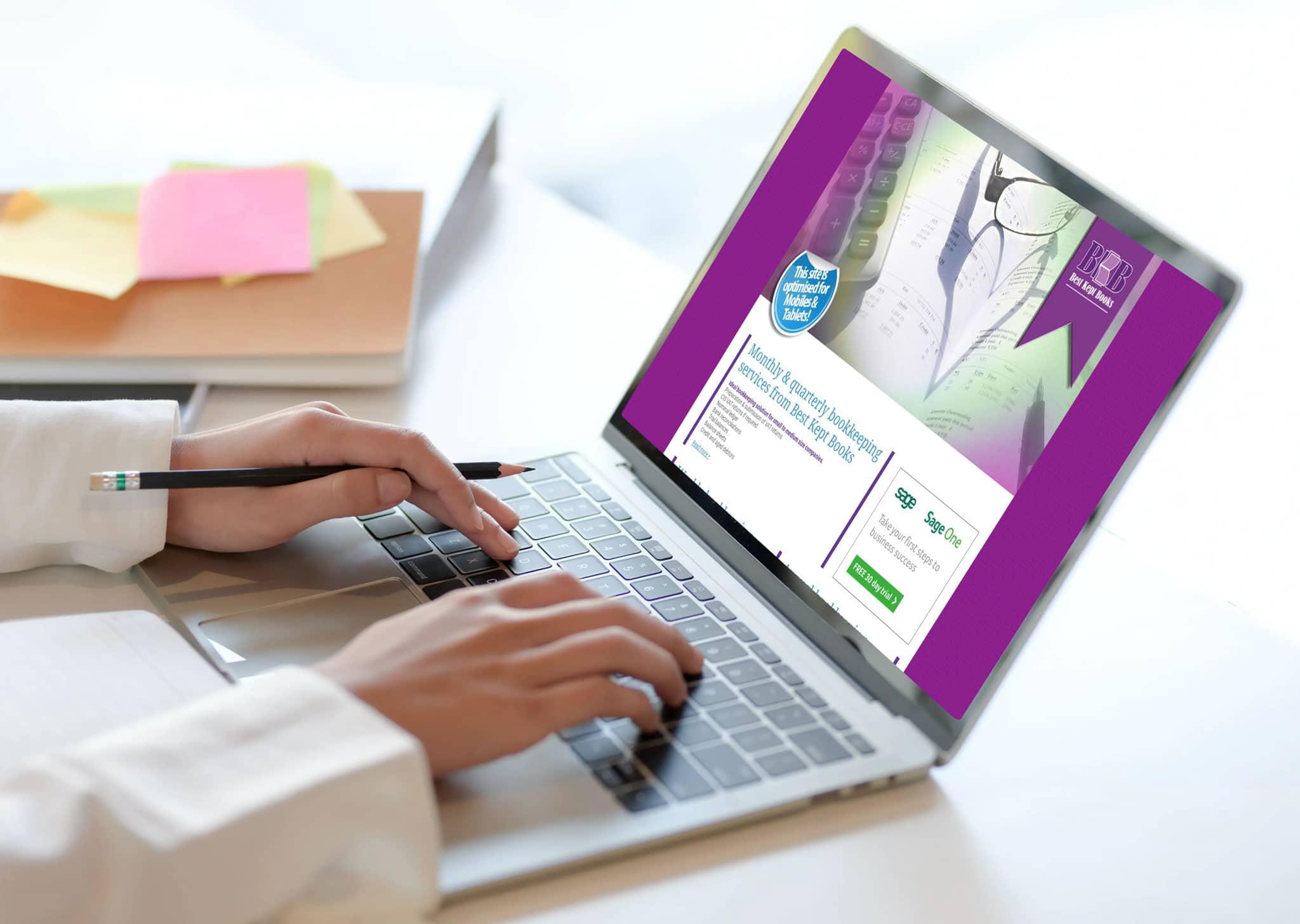 Business Start Up Website Design 2048 1456px